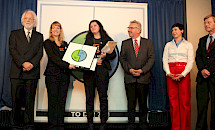 TO DO Award 2011 Addiopizzo Travel, Italien