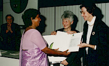 TO DO Award 1995 Woodland Networks, Sri Lanka