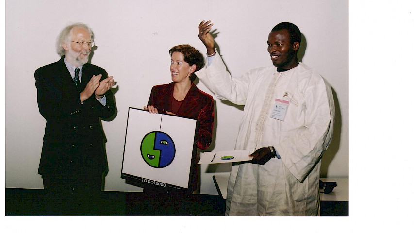 TO DO Award 2000 Tumani Tenda Eco-Tourism Camp, Gambia