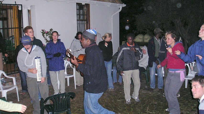 TO DO 2007 Direct Action Centre for Peace and Memory (DACPM), South Africa