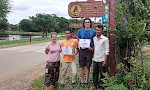 TO DO Award 2020 Banteay Chhmar Community Based Tourism, Kambodscha