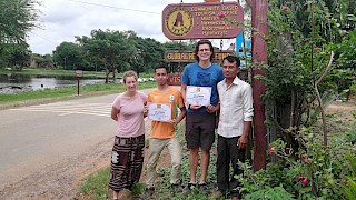 TO DO Award 2020 Banteay Chhmar Community Based Tourism, Cambodia